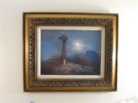 "Dalhart Windberg Art ""Moonglow"""