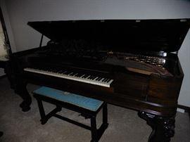 ·Chickering Square Grand Piano