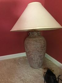 this lamp is larger then it appears in the photo