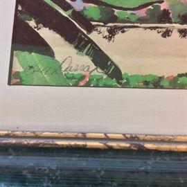 Framed Art - Signature.