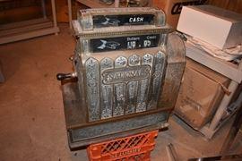 National Antique Cash Register