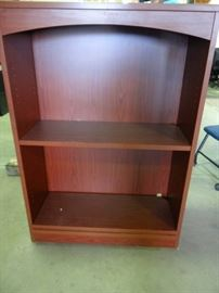 1 Cherry Book Shelves