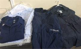 SDD001 Coast Guard Uniforms Assortment