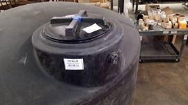Above Ground 2500 5000 Black Water Tank