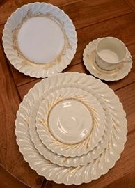 Limoges Ladore Service for 12