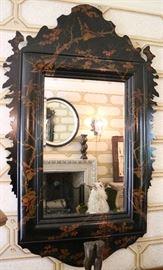 Theodore Alexander Chinoiserie Mirror