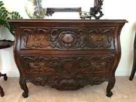 Vintage Louis XV Style Commode By John Widdicomb