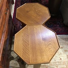 Pair of Stickley End Tables