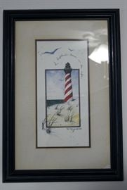 Lighthouse art, 1994