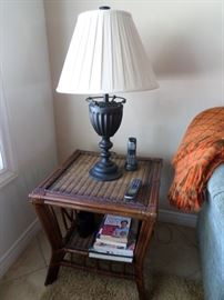 Tommy Bahama Table, Lamp