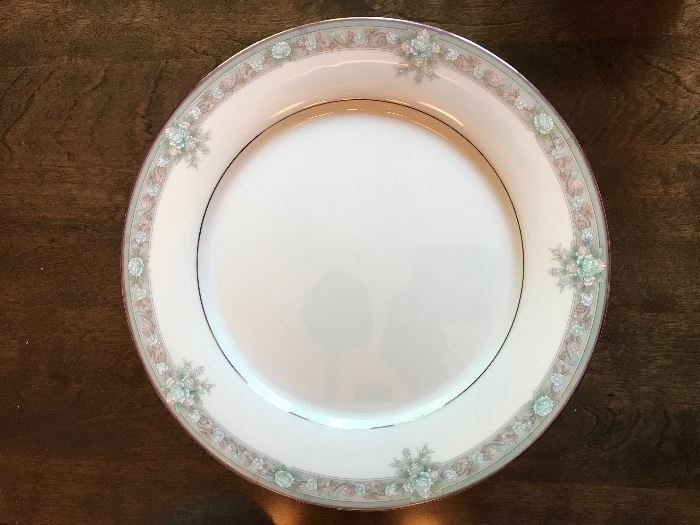 China (more info to follow as to manufacturer and pattern)