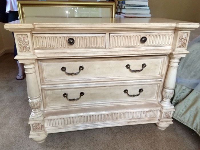 Fabulous pair of Hickory White dressers from LBrandys (though only one is pictured)!