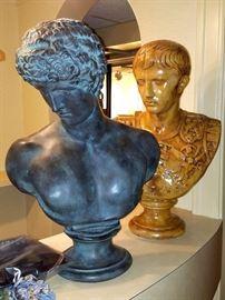 Decor...busts