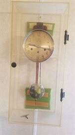 Mauthe Extra clock