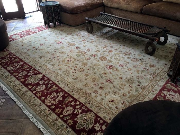 Asian/Oriental Area and Runner Rugs - Handmade Imported