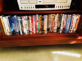 DVDs, VH's