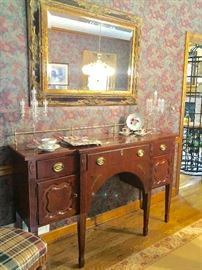 Beautiful gallery sideboard
