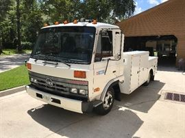 1993 Nissan UD 1800 Truck