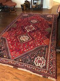 Persian rug.  1920's
