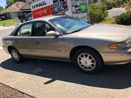2001 Buick Century- runs great,  just smogged.