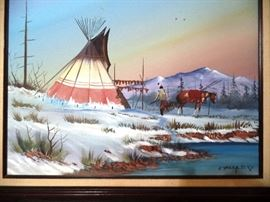 Original Native American art