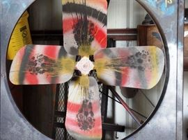 Great huge fan for your work shop