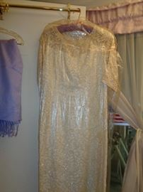 Vintage Handmade Evening Wear