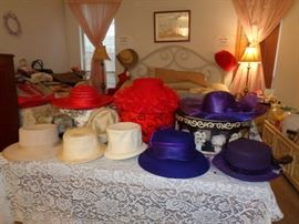 Ladies Hat Collection