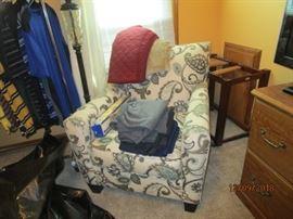 Ashley Steel Chair