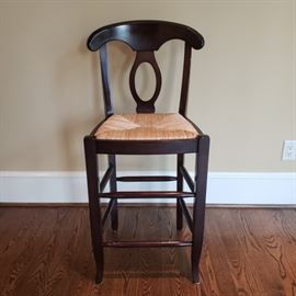Bar Stool $25 - Available the day of the sale only.