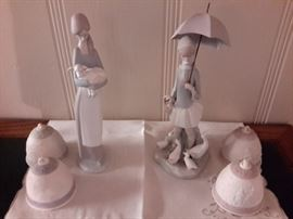 Lladro matt finish