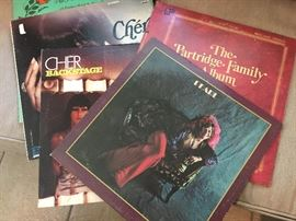More albums. Get your groove on.
