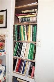 Tons of Cookbooks!