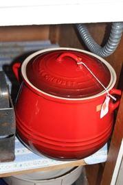 Le Creuset Bean Pot