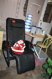 Inversion Massage Chair