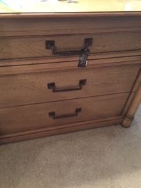 Side table/ small chest of drawers
