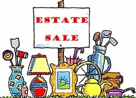 Estate sale smaller