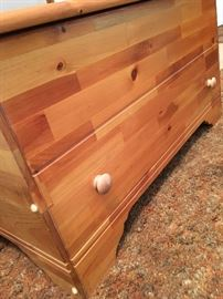 The Cutest Little Blanket Chest...