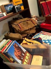 A Few Vintage Boy Scout Treasures...