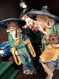 Some Oriental Pieces...