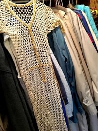 Some Vintage Clothing and Coats...