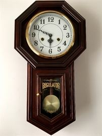 Clocks...Check!...