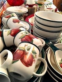 The Kitchen Is Beyond Backed!...Everyday Dinnerware...Bakeware...On and On and On1...