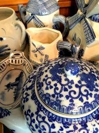 A Few Pretty Delft Pieces...
