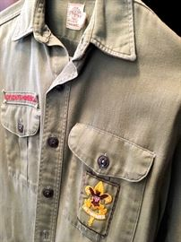 We Unearthed Some More Cub/Boy Scout Items...