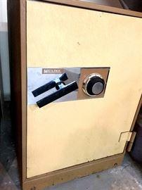 A Meilink Safe!...