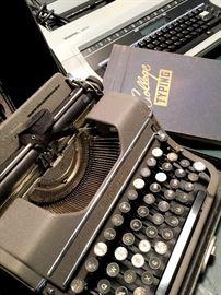 More Typewriters...