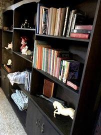 Plenty Of Bookshelves...