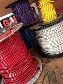 Wire...