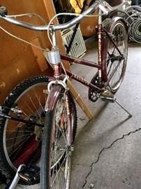 Two Bikes...